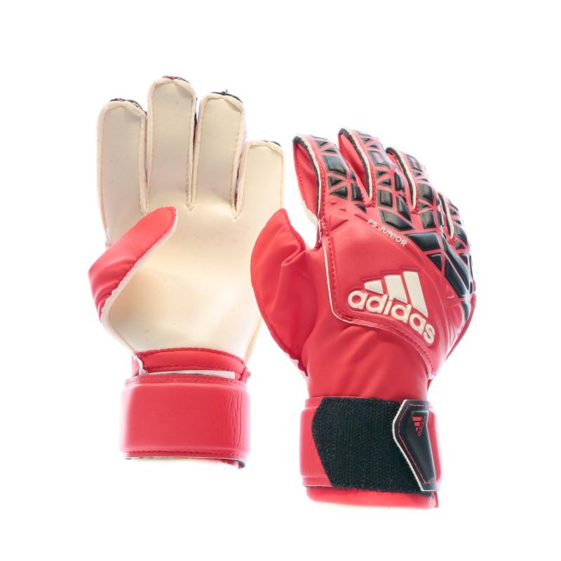 Gants de gardien Football rouge Adidas Ace FS