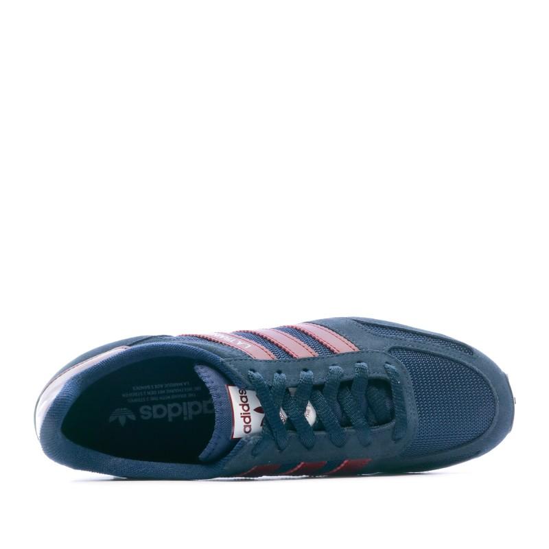 Adidas La Trainer Chaussures Homme Bleu Marine pas cher | Espace des Marques