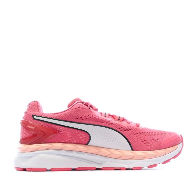 puma running femme rose
