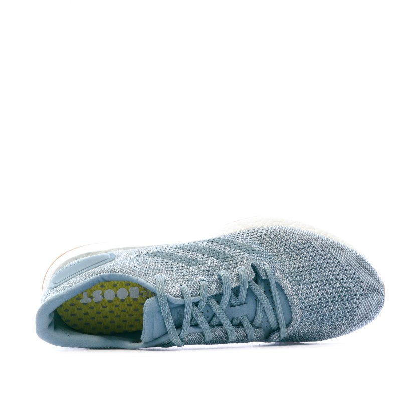 Chaussures Running Bleu Homme Adidas PureBoost DPR pas cher | Espace des Marques