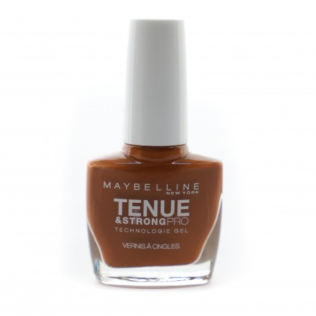Vernis à Ongles Tenue & Strong PRO Gemey Maybelline 899 Fighter pas cher