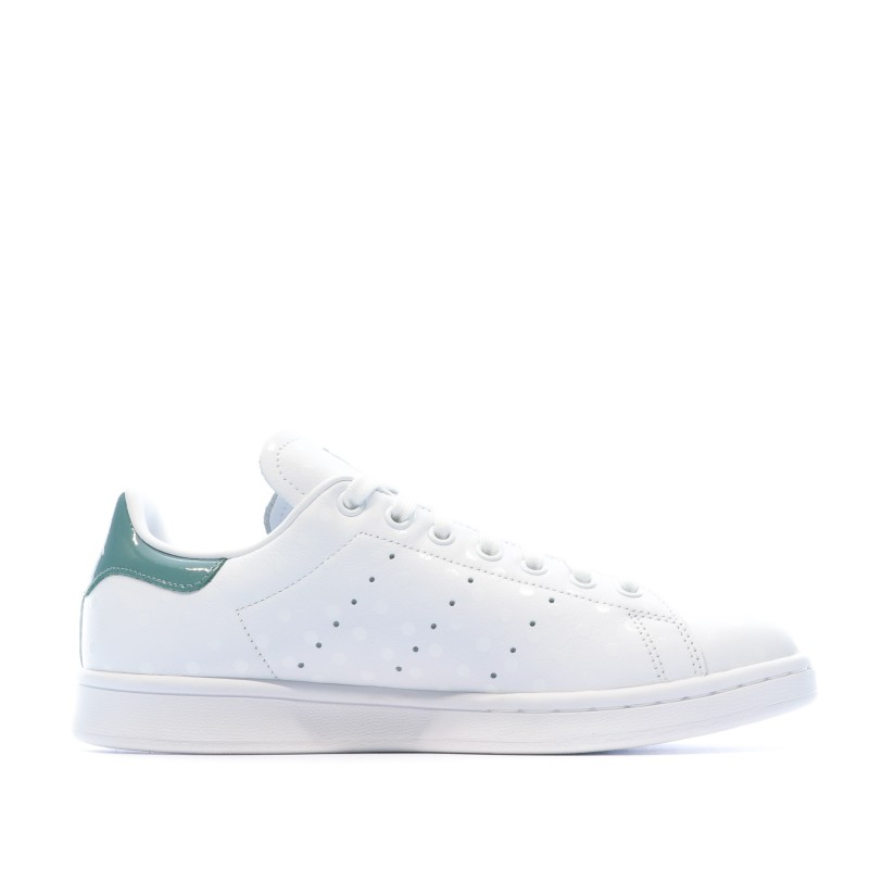 Stan Smith Sneakers Blanc Femme Adidas Originals