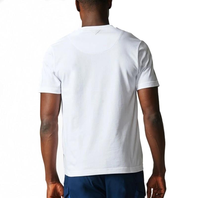 T shirt WM AOWM Blanc Homme Adidas pas cher | Espace des Marques