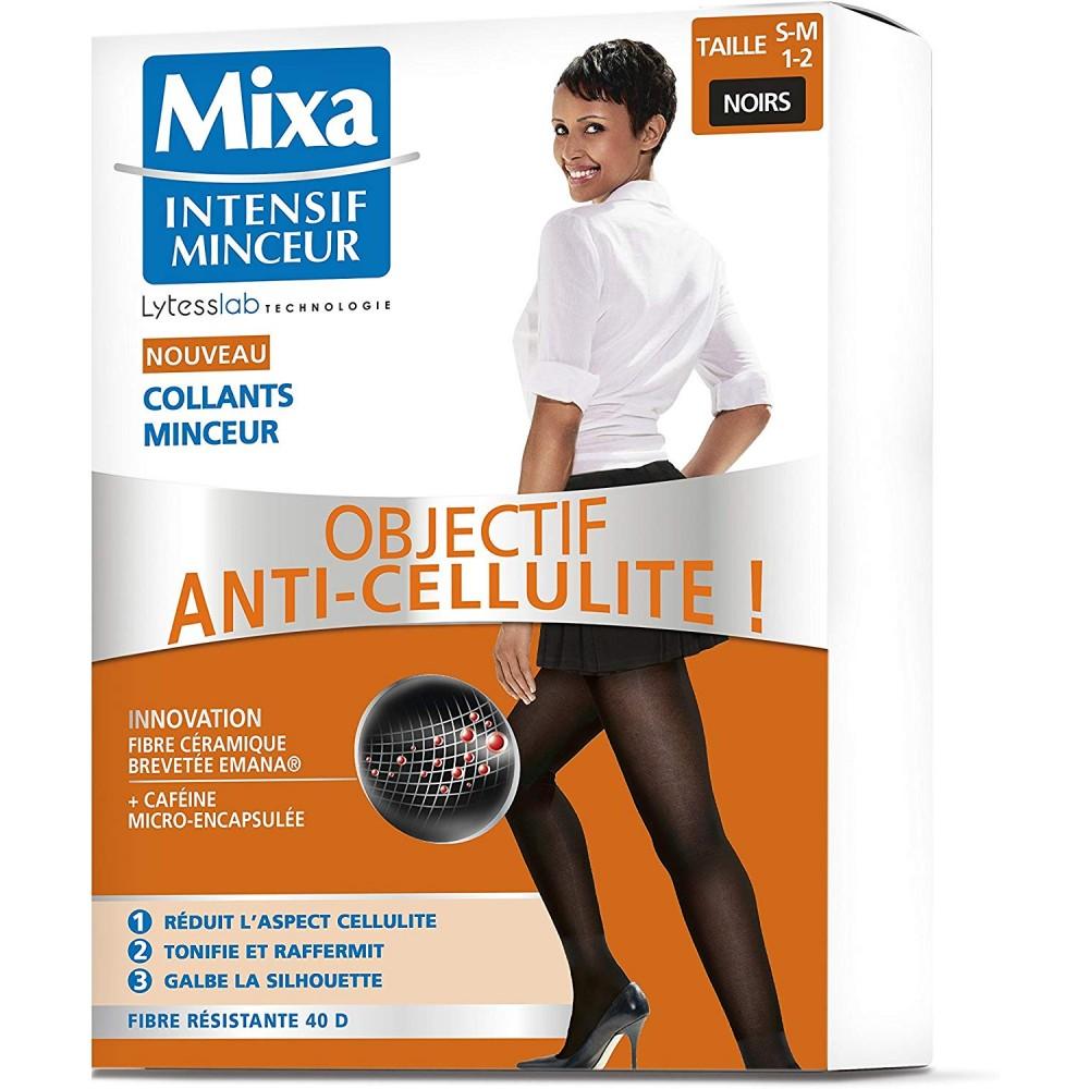 Collants Minceur Objectif Anti-Cellulite Mixa Intensif Minceur pas cher