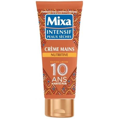 Crème Mains Nutritive Mixa Intensif Peaux Sèches pas cher