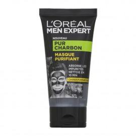 Masque purifiant Pure Charbon L'Oréal Men Expert pas cher