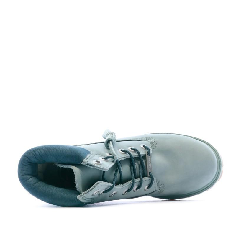 Boots Bleu Garçon Homme Timberland pas cher | Espace des Marques