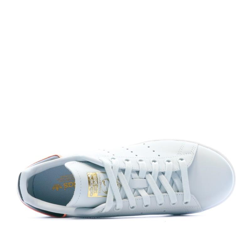 adidas stan smith femme bleu clair