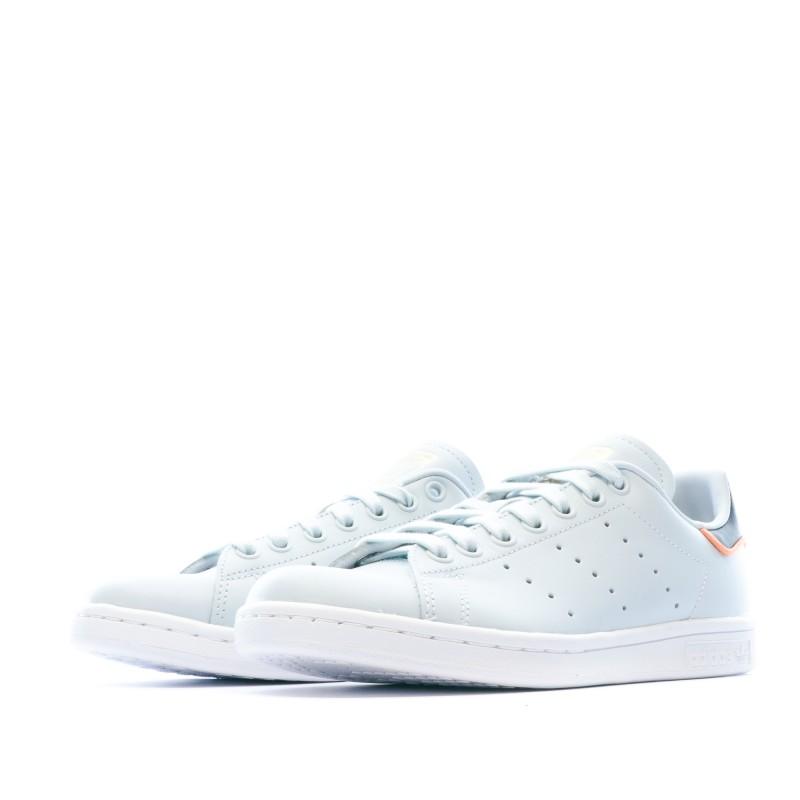 sneakers adidas femme bleue