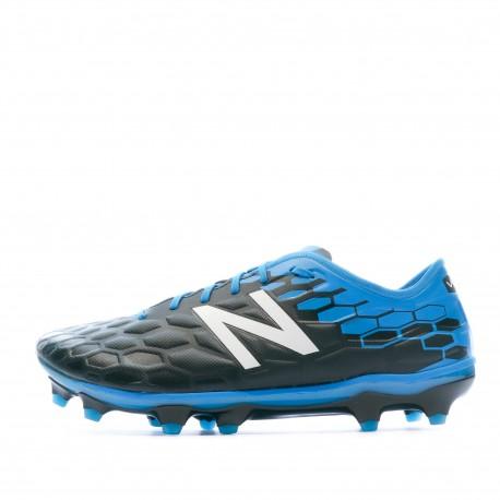 Visaro 2.0 Pro FG Chaussures de foot noir/bleu homme New Balance