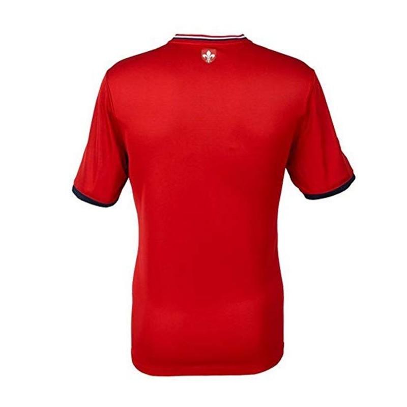 LOSC Maillot de foot Rouge Homme New Balance pas cher