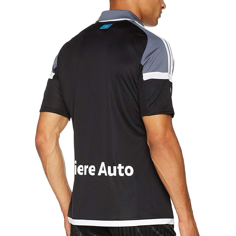Real Oviedo Maillot de foot gris homme Adidas | Espace des Marques