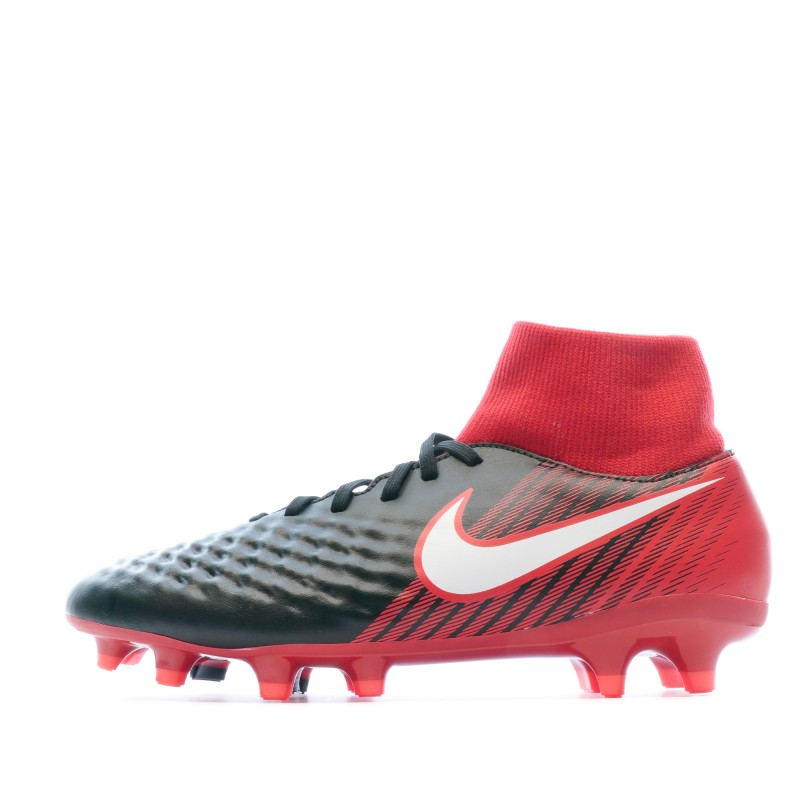 chaussure nike foot rouge