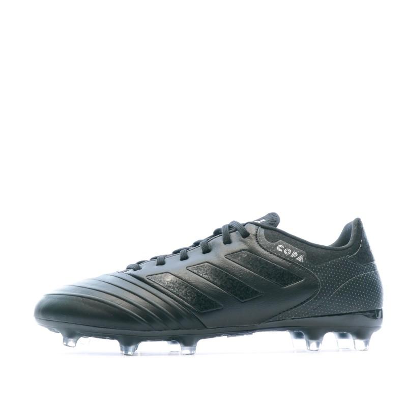 Adidas Copa Chaussures de foot noires 18.2 FG | Espace des Marques