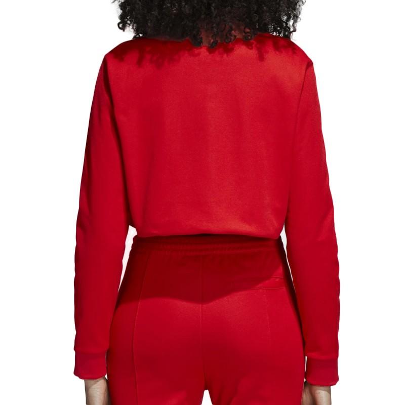 veste adidas femme rouge