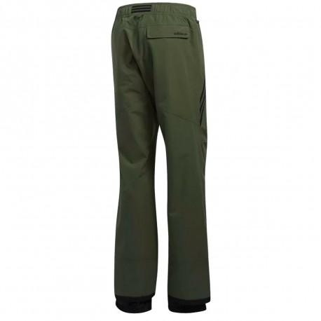 rifle Inconcebible Ver insectos  Pantalon Snowboard Kaki Homme Adidas pas cher | Espace des Marques