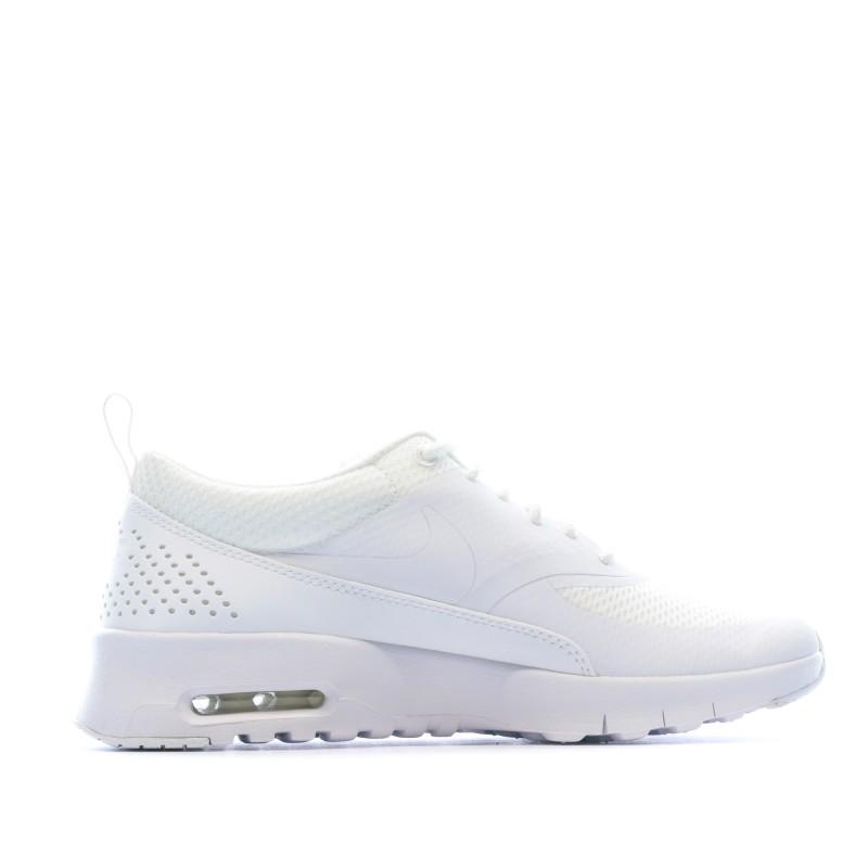 Air Max Thea Baskets blanches enfant Nike
