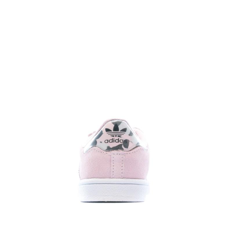 huge sale unique design 100% top quality SUPERSTAR Baskets Fille Rose Adidas pas cher | Espace des Marques