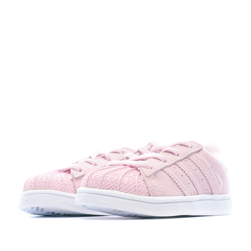 basquette fille adidas superstar