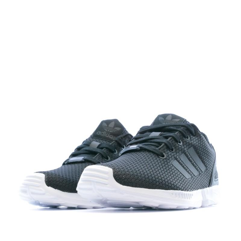Vente Baskets Noir FilleGarçon Adidas pas cher | Espace des Marques