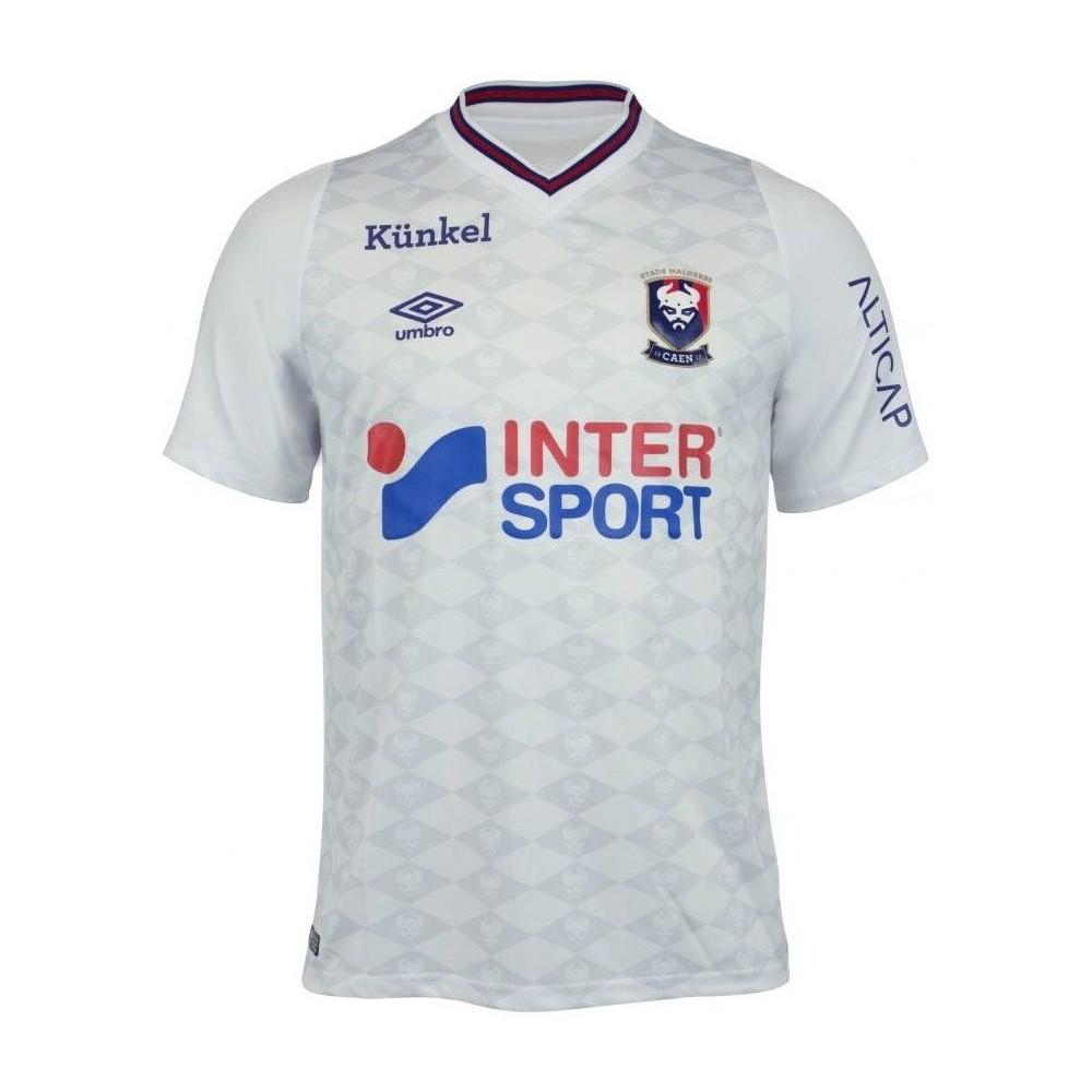 SM Caen Maillot extérieur homme Umbro 2018/19 pas cher