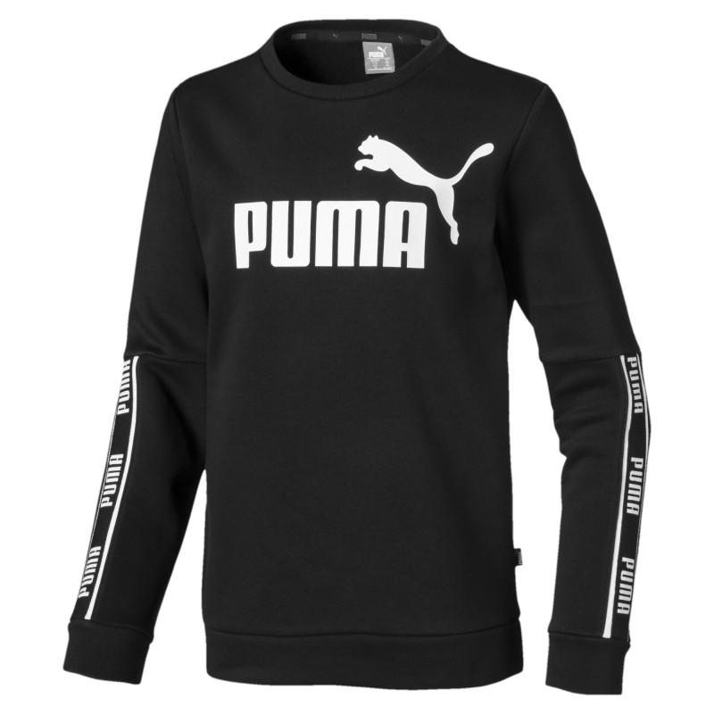 Acheter Sweat Noir Garçon Puma pas cher |