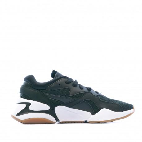 Nova 90's Baskets noires femme Puma petit prix