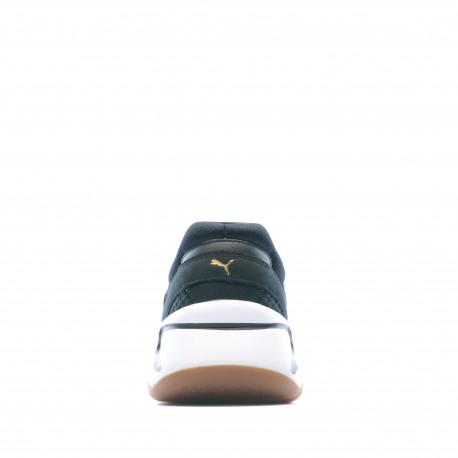 Nova 90's Baskets noires femme Puma talon