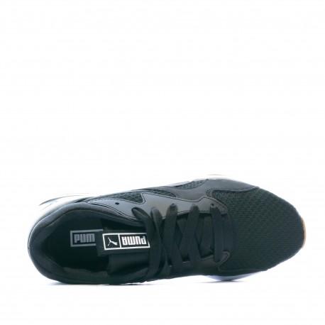 Nova 90's Baskets noires femme Puma discount