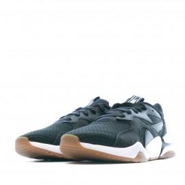 Nova 90's Baskets noires femme Puma destockage