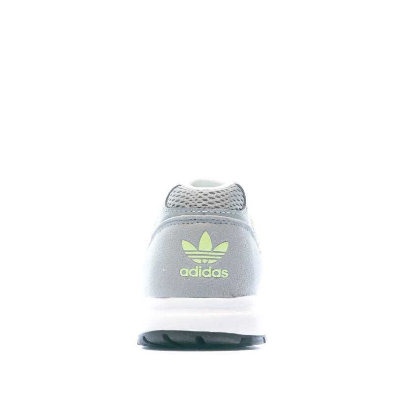 Adidas Racer Lite Baskets grises femme pas cher | Espace des Marques