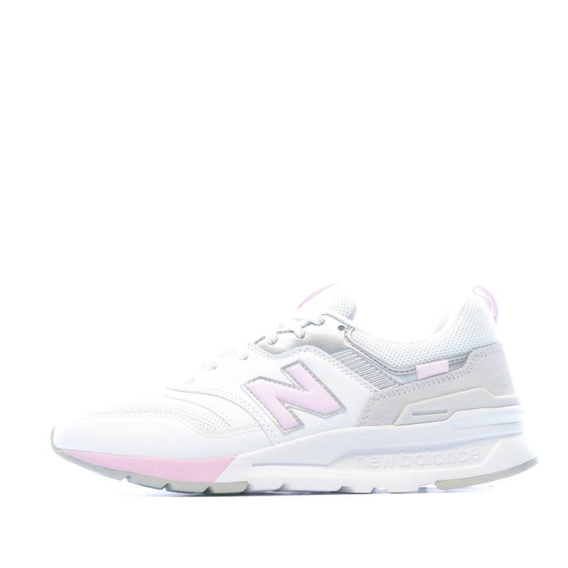 baskets blanches new balance