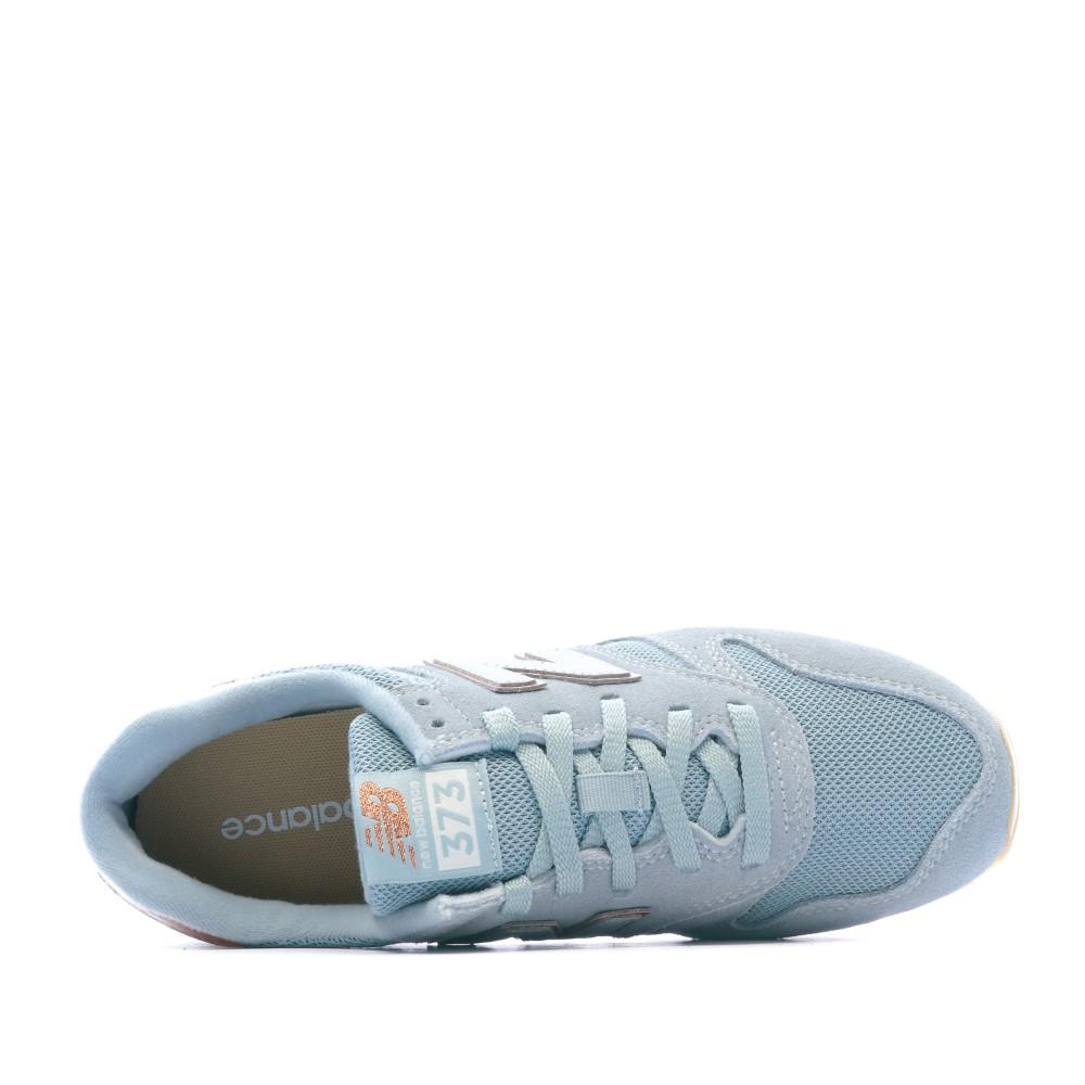 New Balance 373 Baskets bleu ciel femme pas cher | Espace des Marques