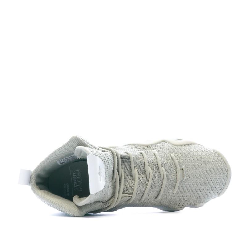 Crazy 8 ADV PK Baskets homme Adidas Originals Sésame
