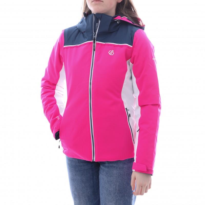 Doudoune rose femme Adidas Climaheat pas cher | Espace des