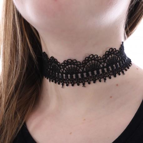 collier ras cou femme