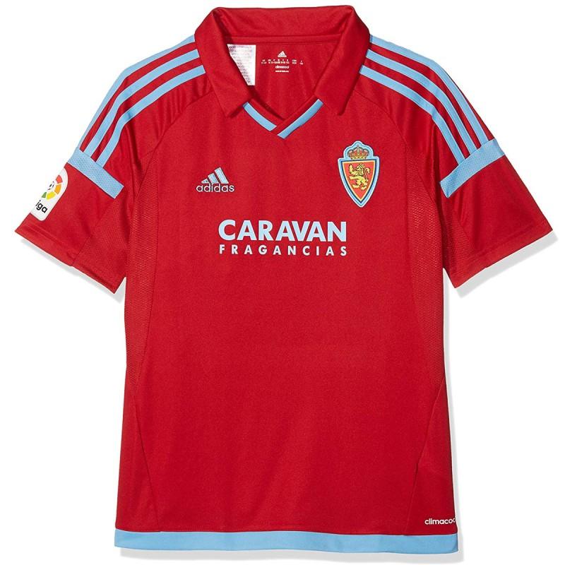 Maillot de foot Real Saragosse Adidas pas cher | Espace des Marques
