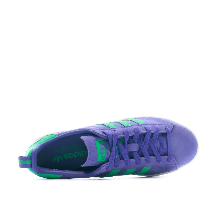 Adidas Campus Baskets violet homme pas cher | Espace des