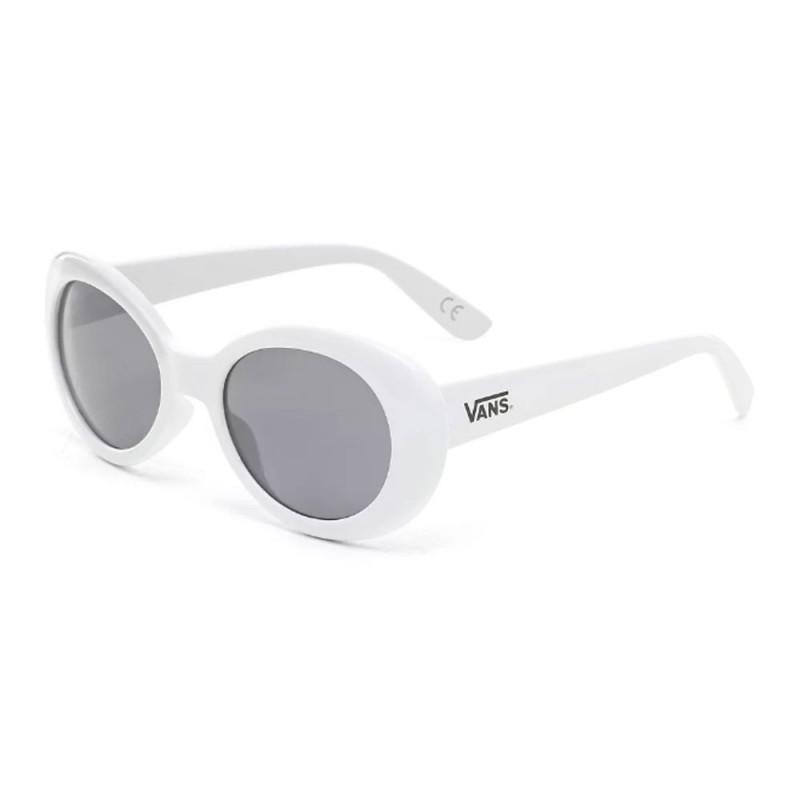 Lunettes de soleil blanc femme Vans Grunge Girl | Espace des Marques