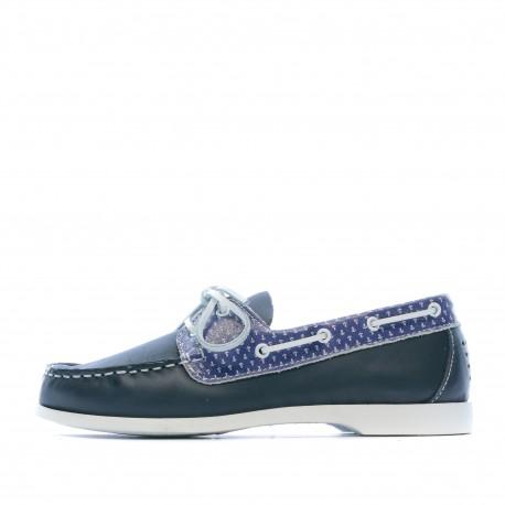 TBS Chaussures Bateaux Marron Femme Pietra
