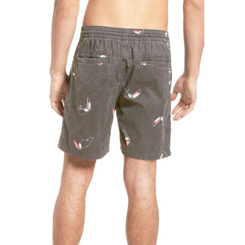 Short de bain kaporal Homme STOCK noir ou blanc S M L XL