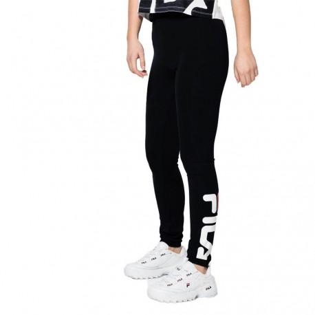 Legging Fitness Noir Femme Fila Flex 2.0 pas cher | Espace des Marques