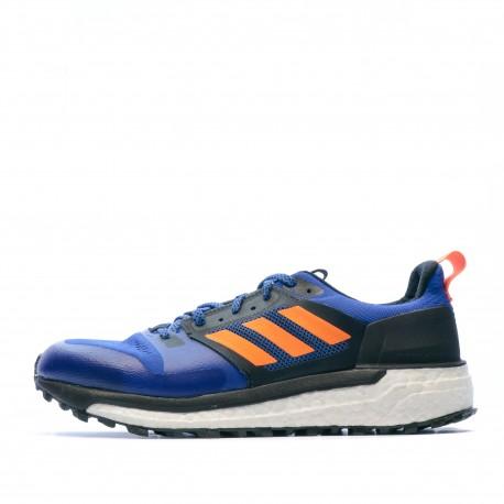 Chaussures de trail bleu homme Adidas Supernova | Espace des Marques