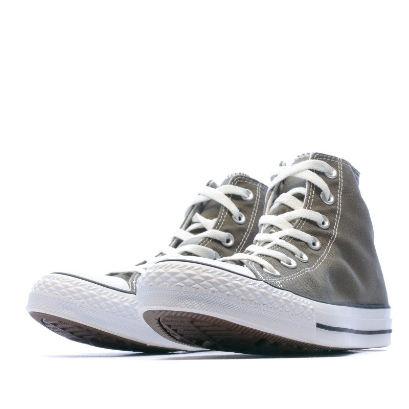 converse all star femme grise