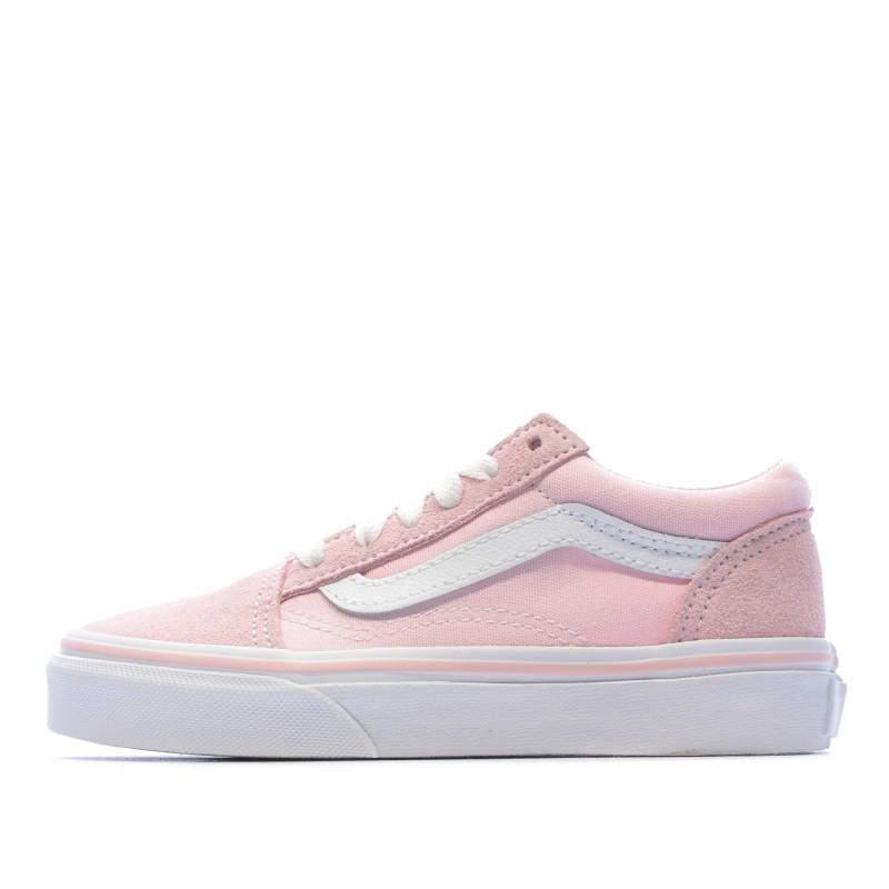 chaussure vans fille pas cher