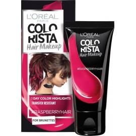 Hair Makeup Colorista L'Oréal Paris Raspberry