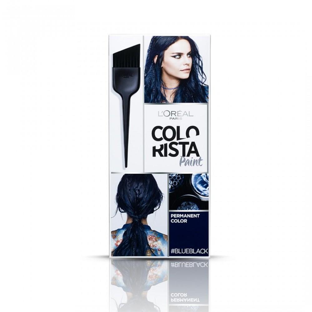 Coloration Colorista Paint L'Oréal Paris Blue Black