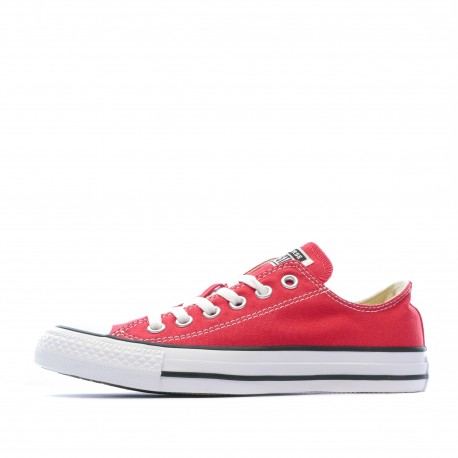 All Star Baskets rouge homme/femme Converse PAS CHER