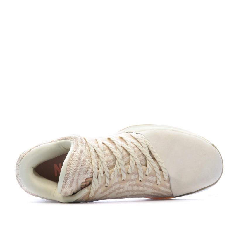 Chaussures basketball beige Adidas Harden Vol. 1 PK | Espace des Marques