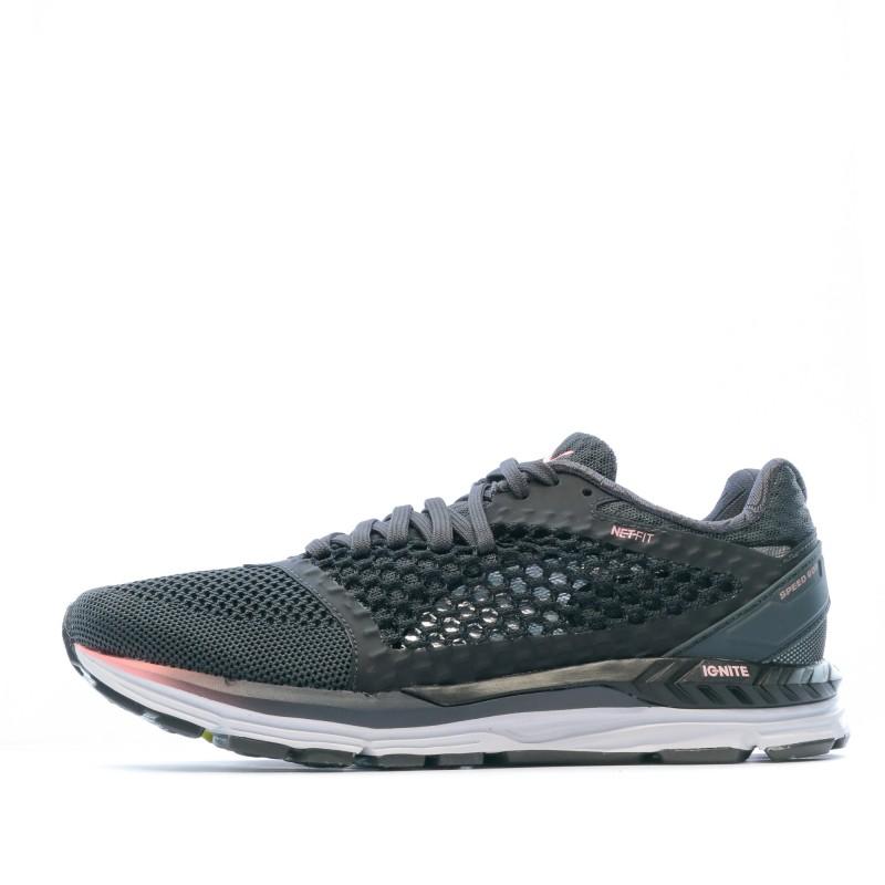 Chaussures de running anthracite femme Puma Speed 600 Ignite 3